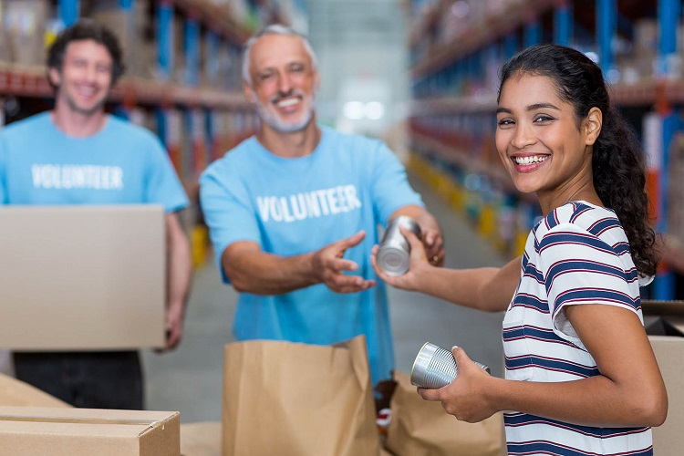 Volunteering Helps You Make New Social Connections