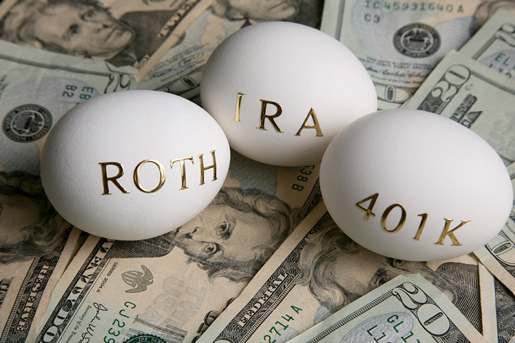 different types of IRA